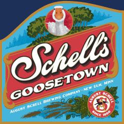 Schell's Goosetown summer gose beer for the season.