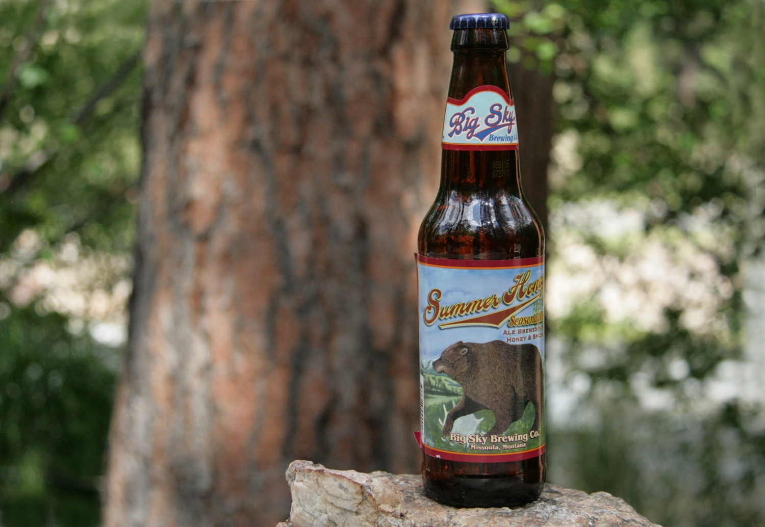 Summer Honey beer is designed to refresh during the season.