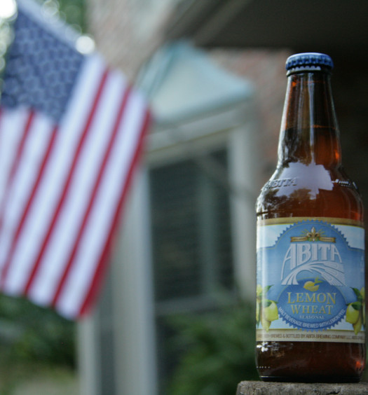 Abita Brewing has crafted the perfect summer lemon wheat.