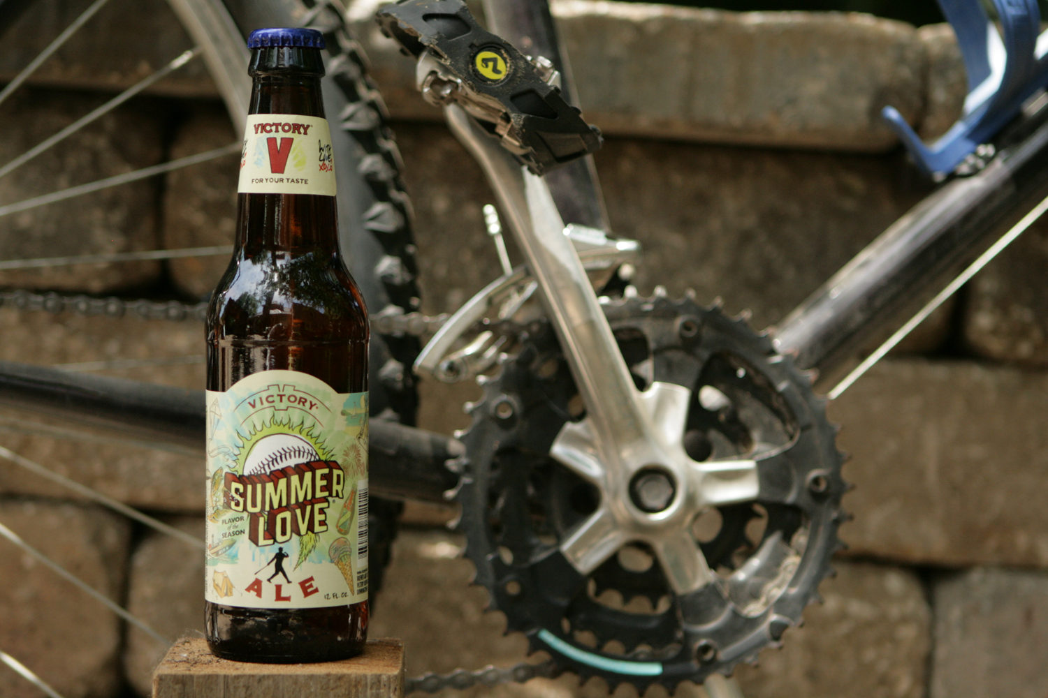 Summer Love Ale is a wonderful seasonal beer.