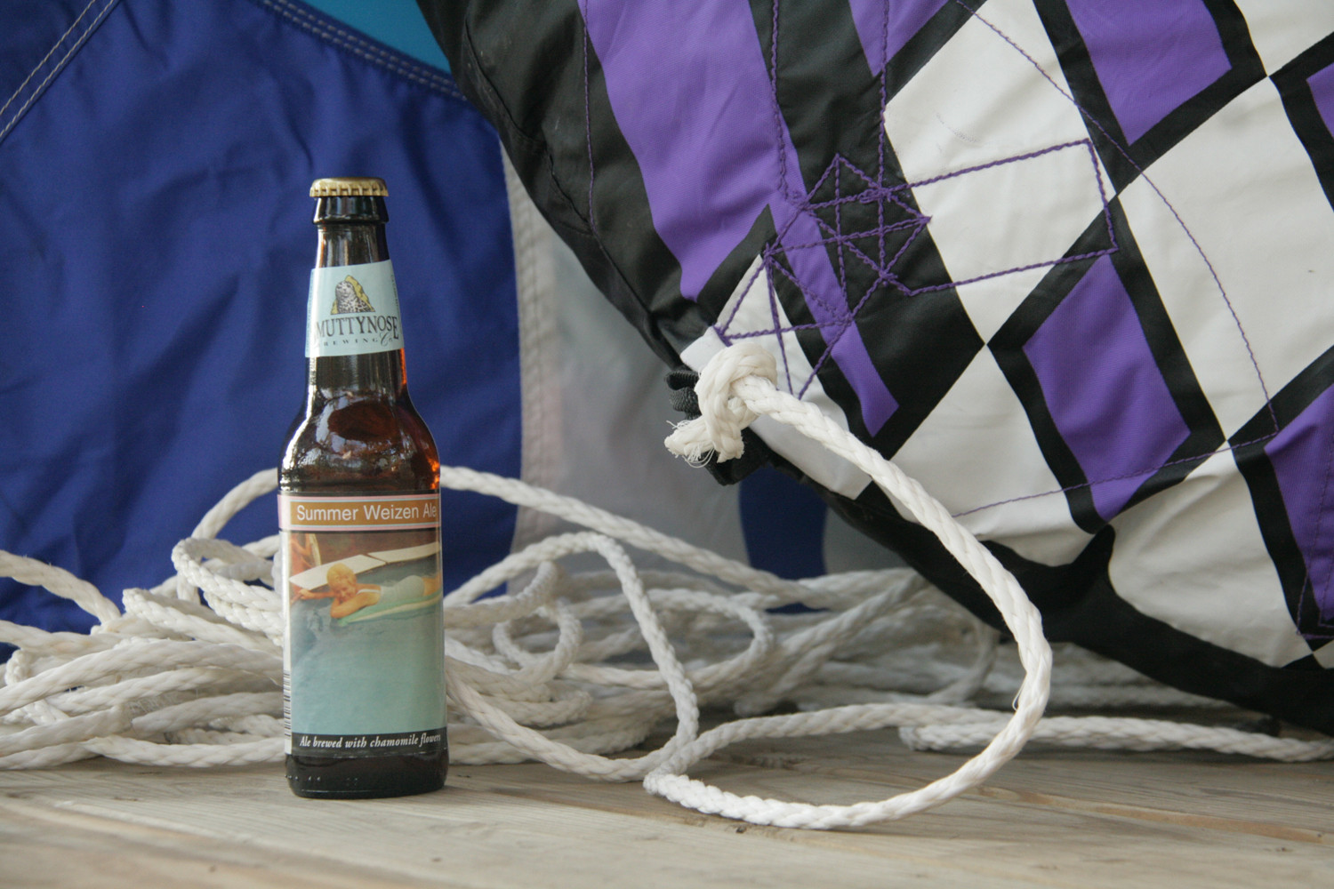 Try Smuttynose Summer pale wheat ale this summer.
