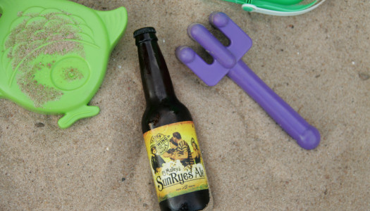 SunRyes Ale Summer Rye Beer