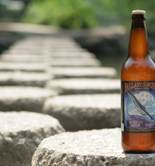 Wahoo Wheat from Ballast Point is a summer beer.