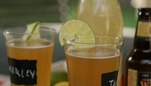 Homemade Summer Shandy & Beer Radler
