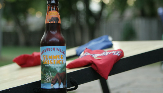 Summer Solstice Cream Ale