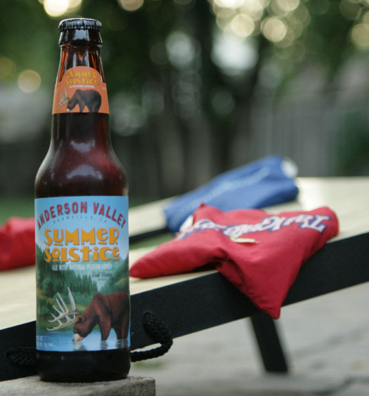 Summer Solstice Cream Ale will delight your senses.