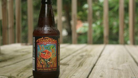 Summer Tangerine Beer