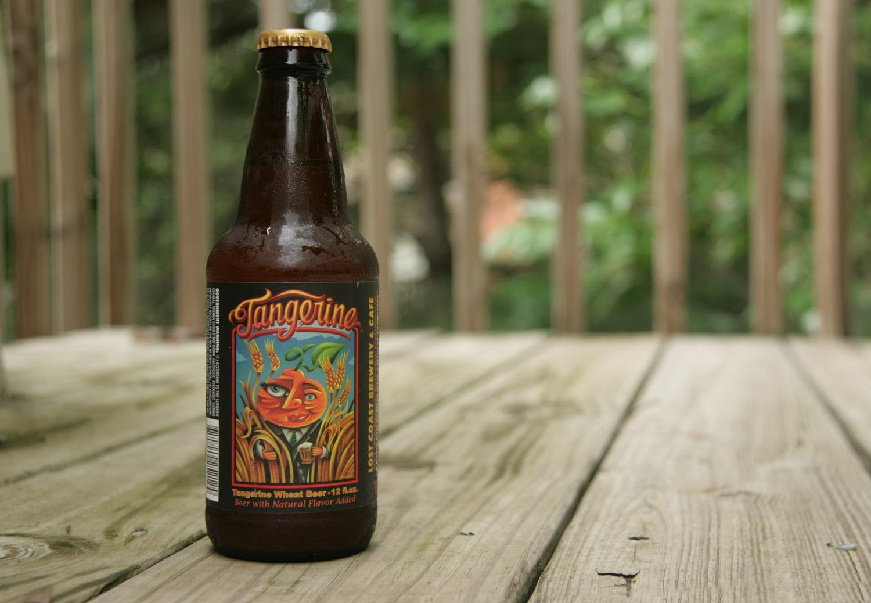 Lost Coast summer Tangerine beer is a really good fruit beer.