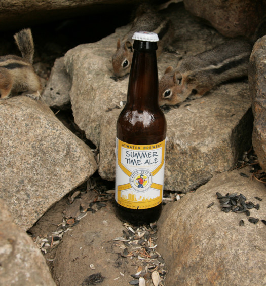 Summer Time Ale is a good summer seasonal beer.