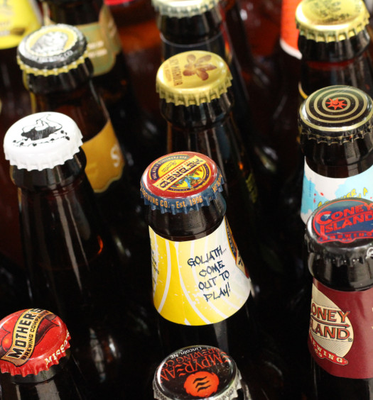 Drink a variety of beer this summer.