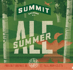 Summit Summer Ale is a great seasonal beer.