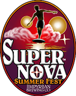 Super Nova Summer Fest is a great summertime beer.