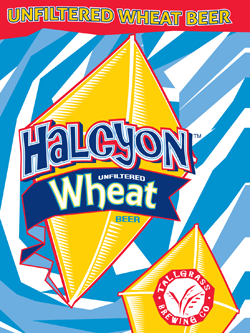 Tallgrass Halcyon is a perfect craft summer beer.