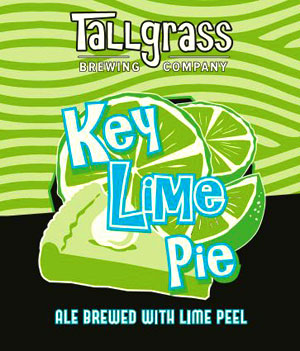 Tallgrass Key Lime Pie beer is a great treat for the season.