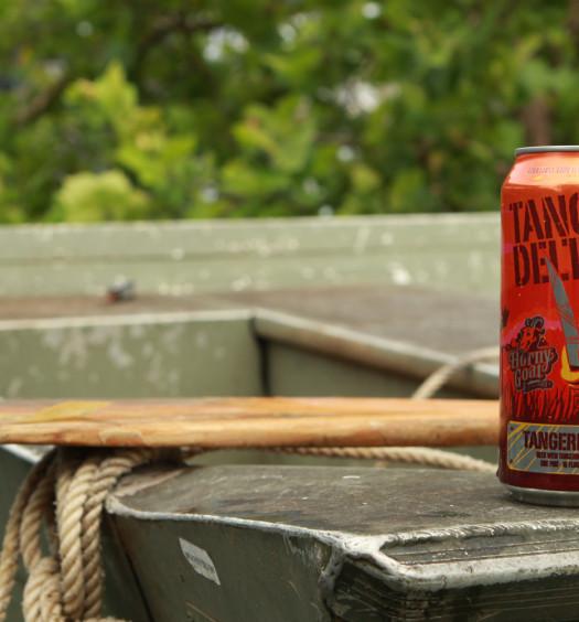 Tango Delta is a tangerine IPA summer fruit beer.