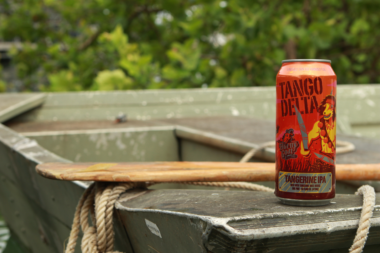 Tango Delta is a tangerine IPA summer fruit beer.