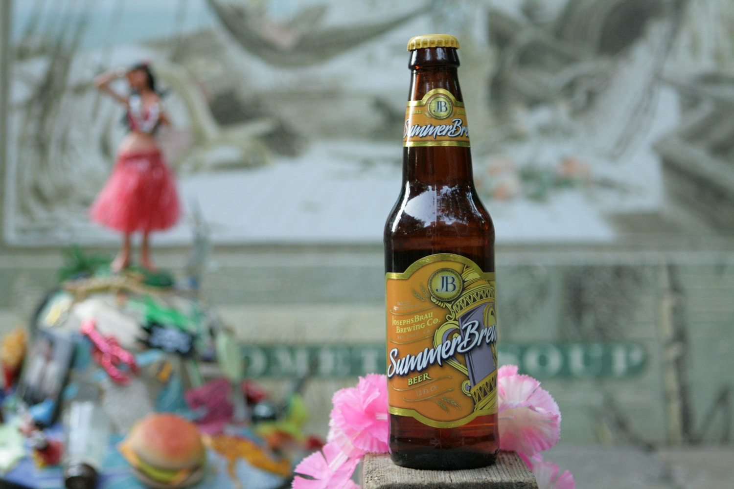 Trader Joe's summer beer is called Summer Brew by Josephs Brau Brewing Co.