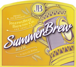 Trader Joe's Summer Beer is a good seasonal brew.