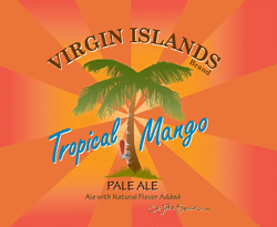 Tropical mango beer is one of the Caribbean's best refreshing beverages.