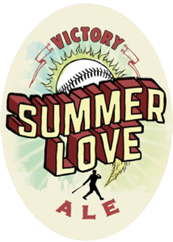 Victory Brewing's Summer Love ale seasonal beer.
