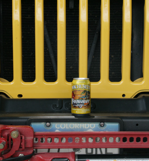 Find Wachusett Summer beer which will quench your thirst.