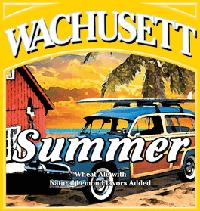 Wachusett Summer beer is a refreshing seasonal beverage.
