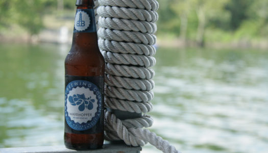 Wavehopper Summer Boat Beer