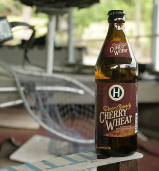 Enjoy Hinterland Summer Cherry beer this season.