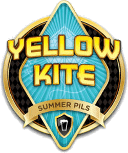 Yellow Kite Summertime Pils should be your next summer beer.