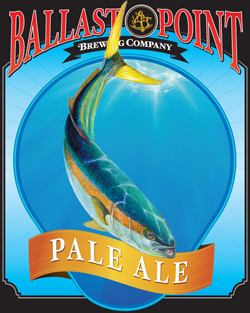 Ballast Point Yellowtail Summer Pale Ale should be your beer.