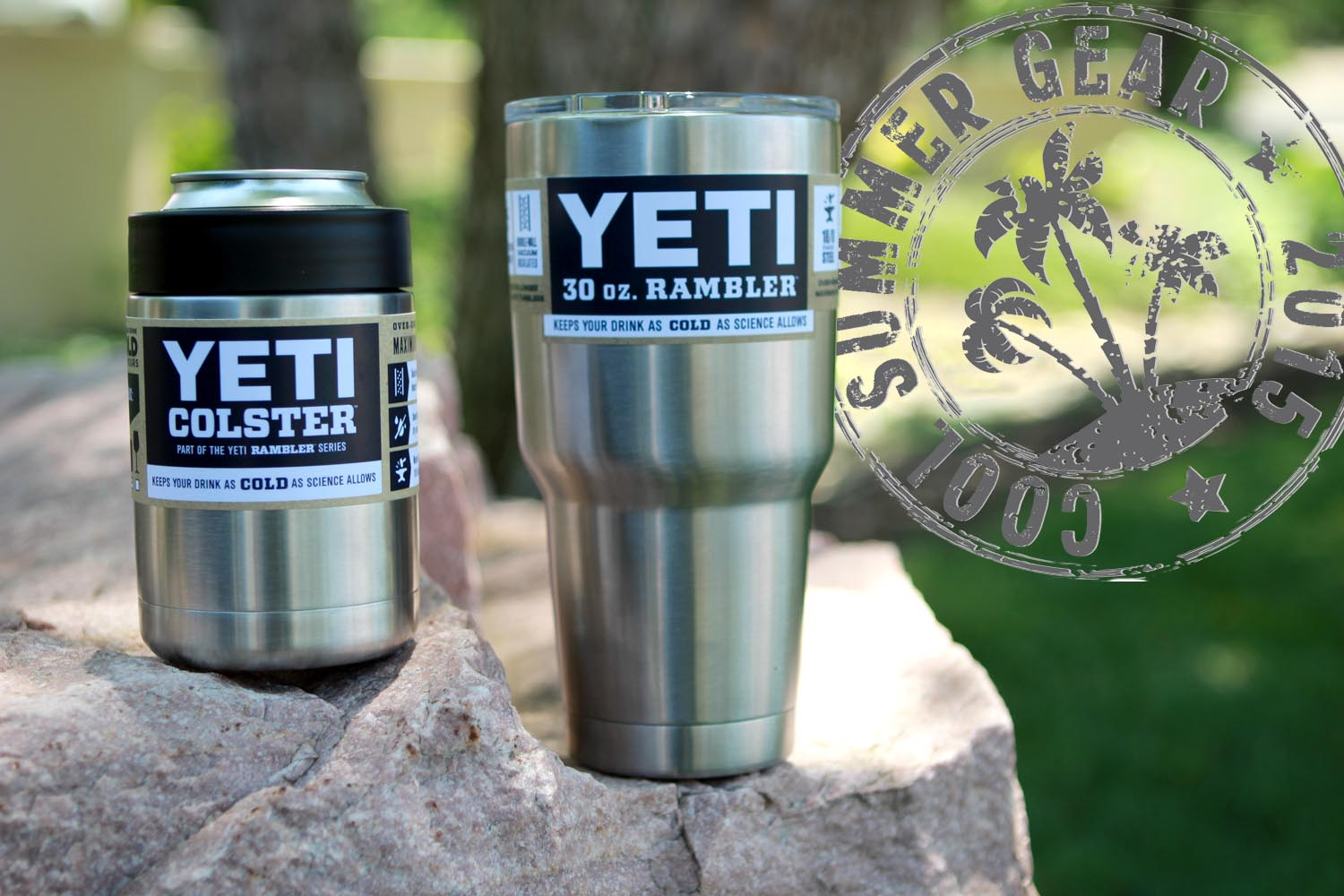 Yeti Can Cooler ~ Yeti drink cooler rambler tumbler colster gt cold beer